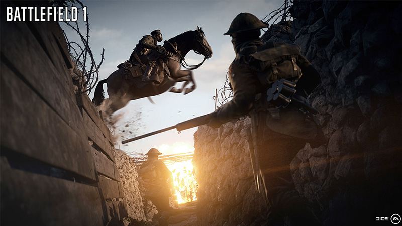 Battlefield 1 | Trench