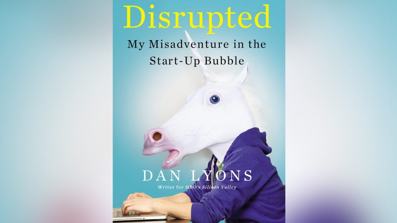 Disrupted Book | Cover