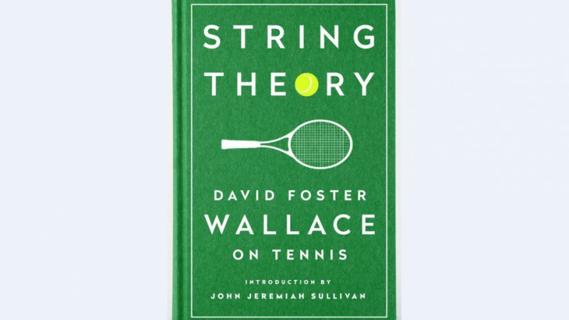 String Theory | Sampul Buku