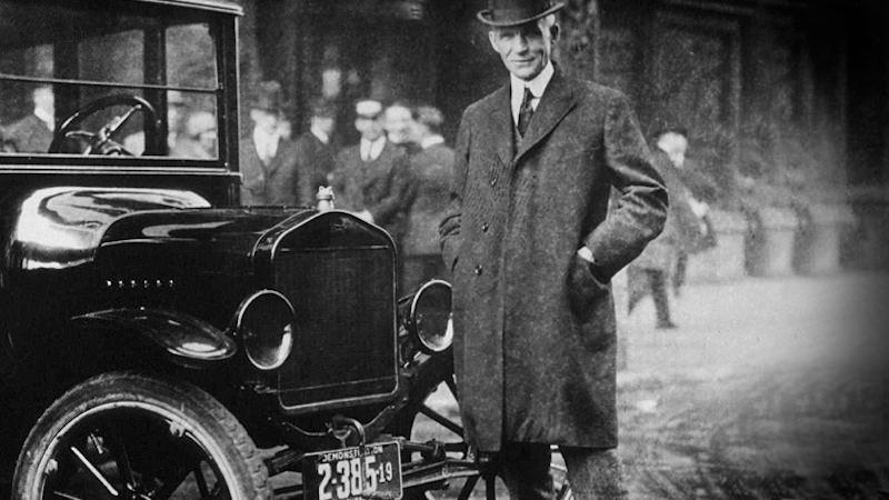 Jam Kerja   Henry Ford