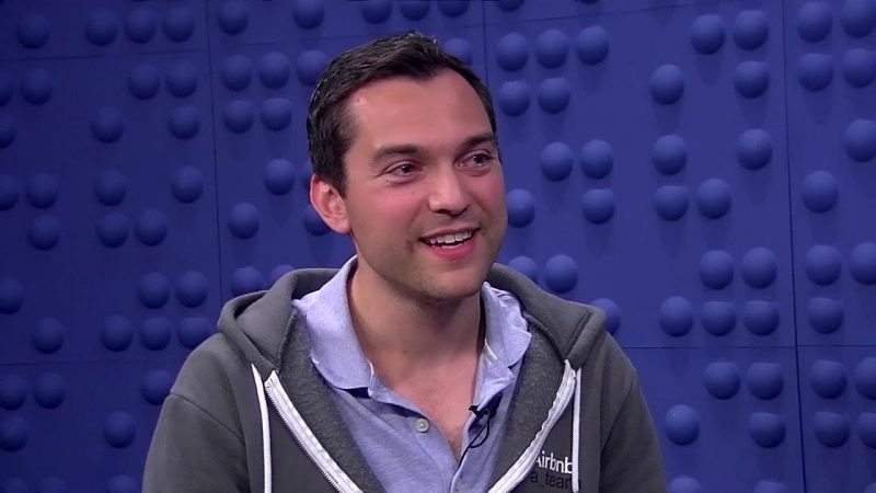 Airbnb Nathan Blecharczyk
