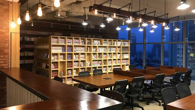 Base Cowork Lounge| Photo