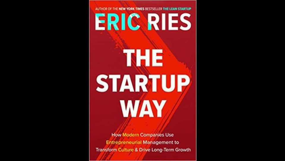 The Startup Way | Cover