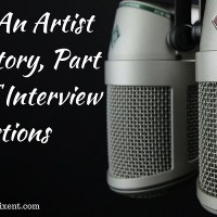 Writing An Artist Profile Story, Part 3: List Of Interview Questions [Infographic]