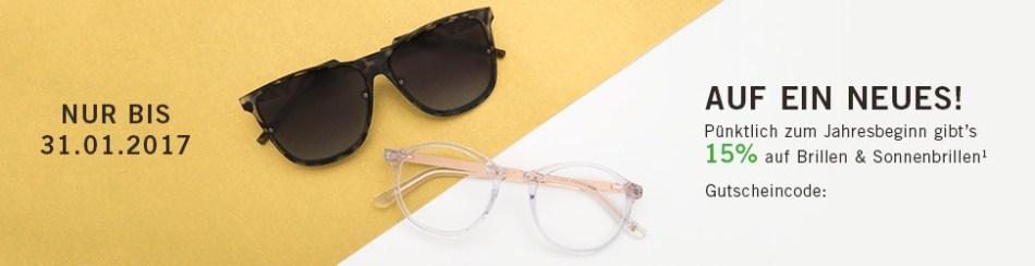 Neues Jahr neue Brille -15%