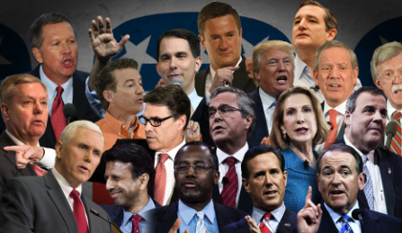Who is the Republican Party Presidential frontrunner and ...