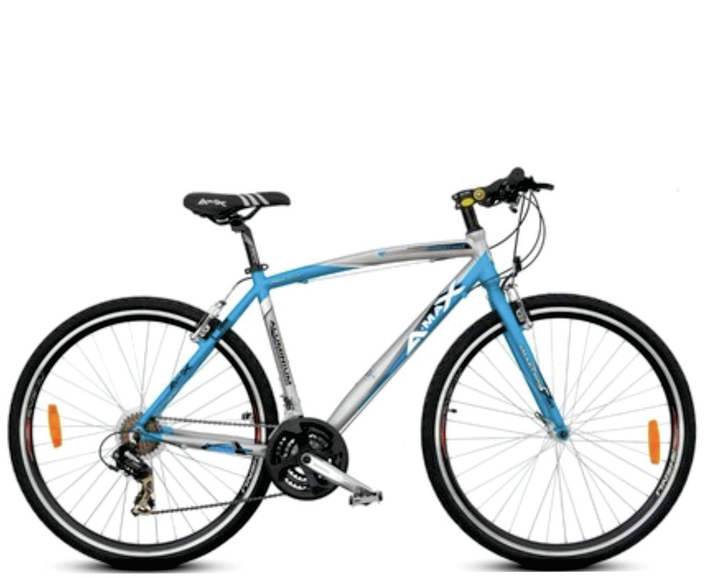 Bicicleta Playera Chopera Cruz 48 Rayos