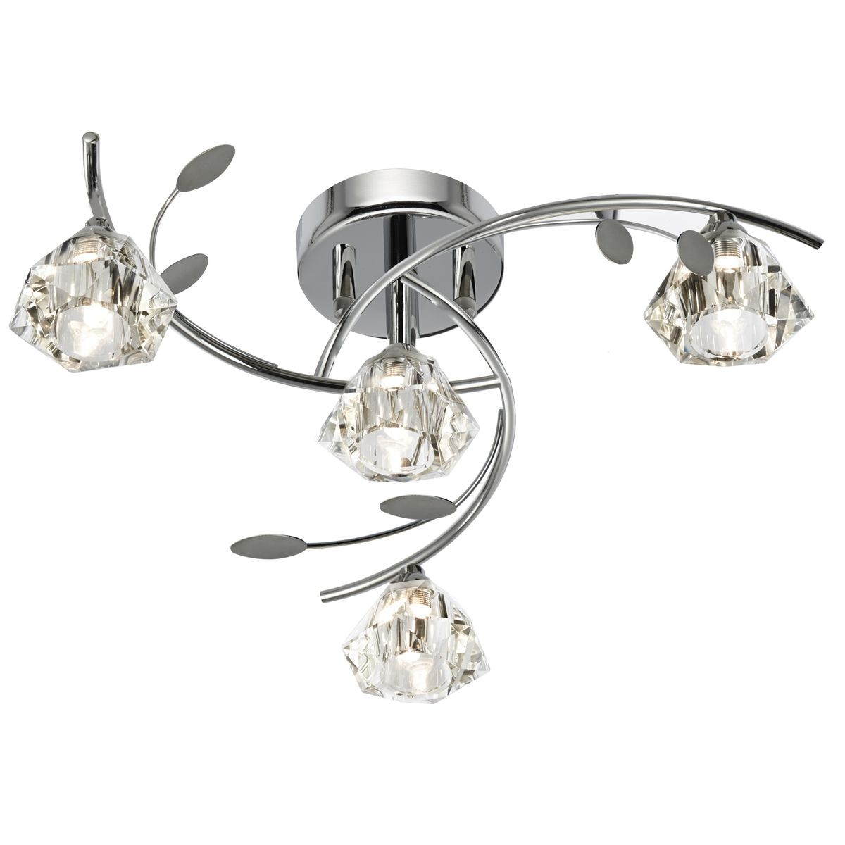 Sierra Semi Flush Ceiling Light