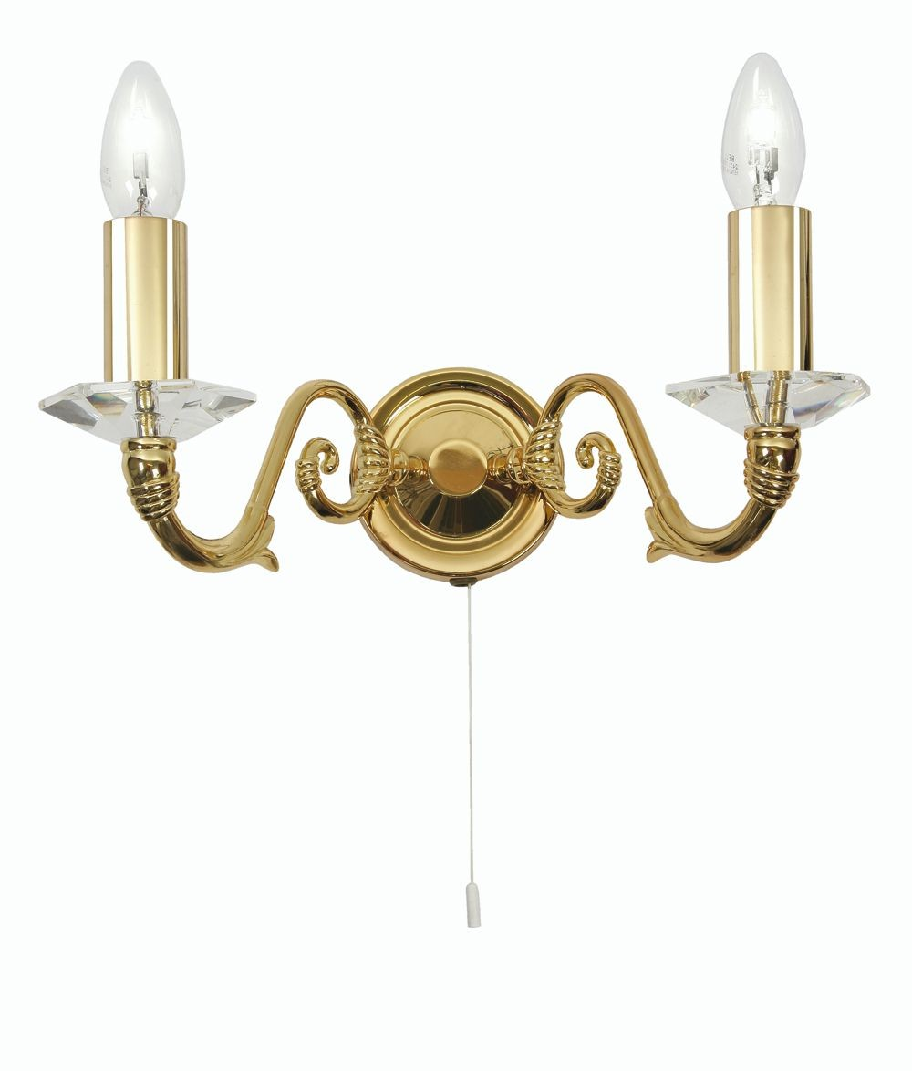Wren Decorative Wall Light - Gold Plate on Decorative Wall Sconces Non Lighting id=55330