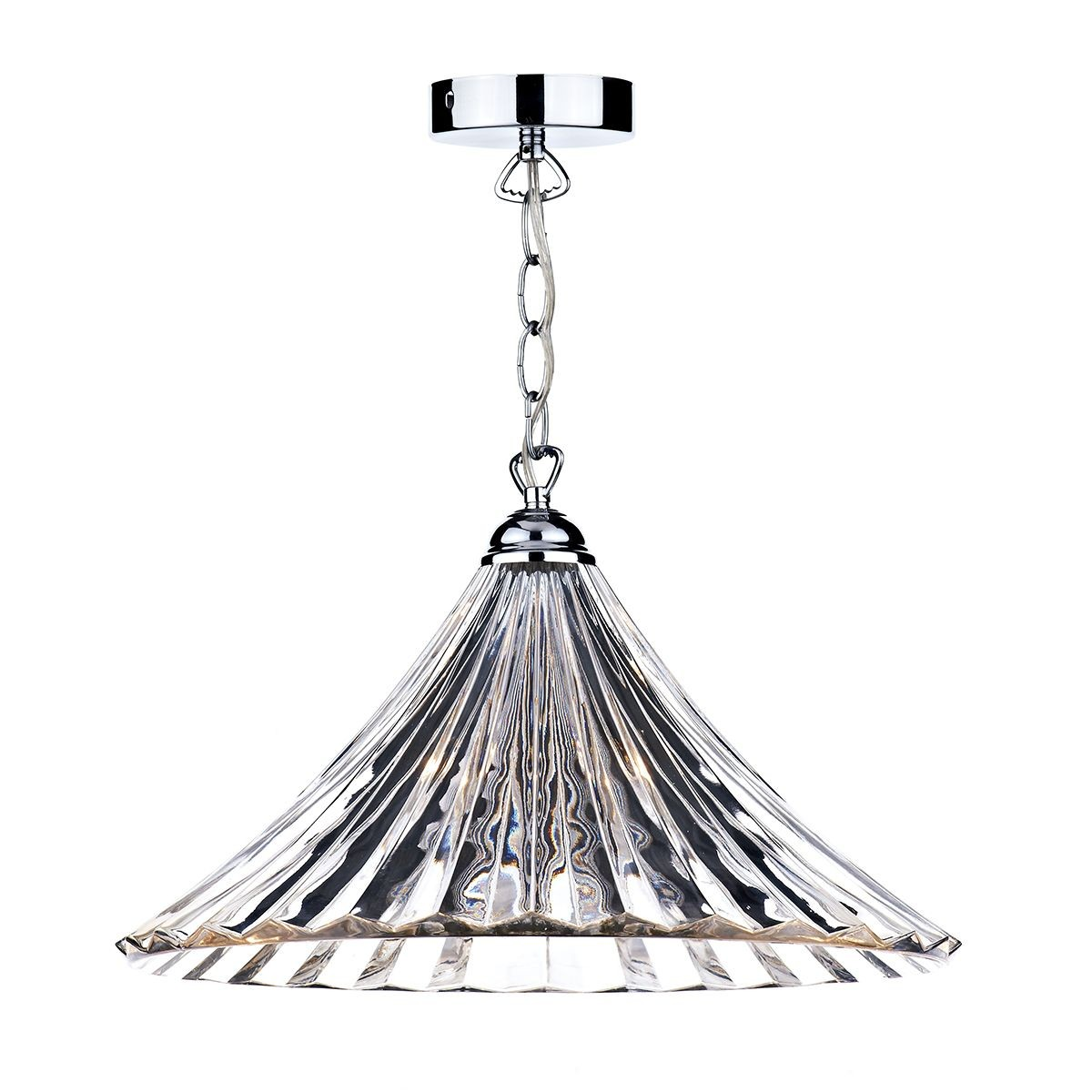 Ardeche 1 Light Large Pendant Light
