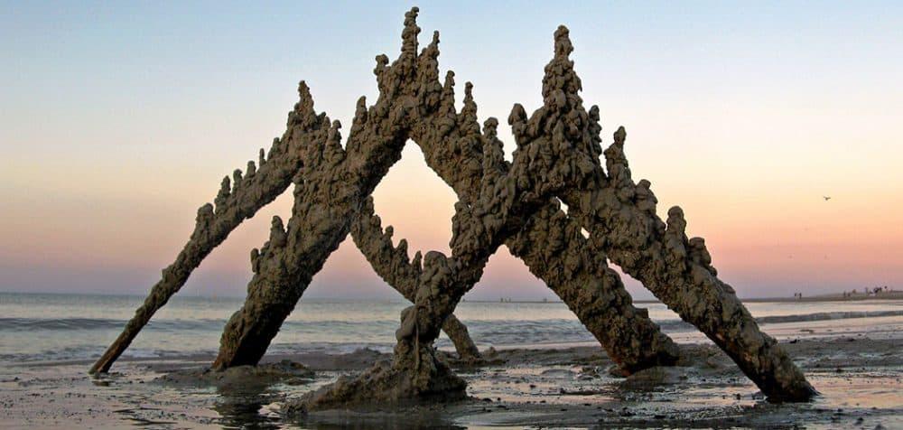 How To Build Sandcastles The Sandcastle Matt Way The ARTery