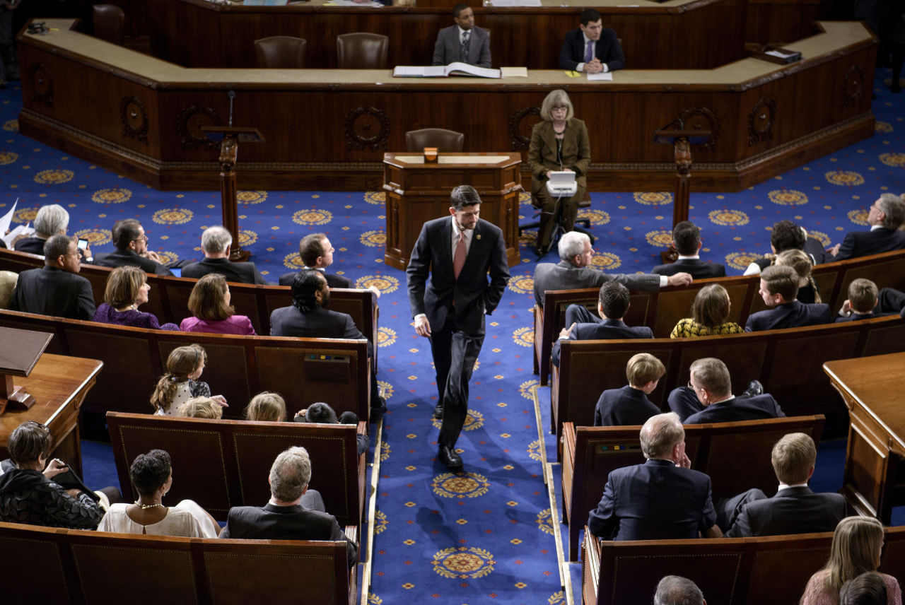 A Busy Week For The House Of Representatives