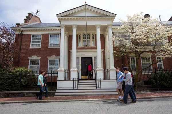 Harvard Moves Against Single-Gender Final Clubs ...