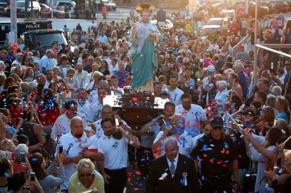 St. Peter's Fiesta: Photos Of Sicilian Gloucester's ...