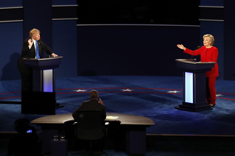 Image result for presidential debate