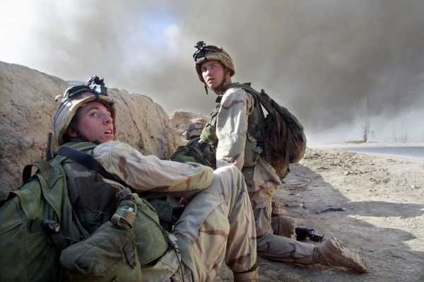 Marking The 15th Anniversary Of America's Longest War ...