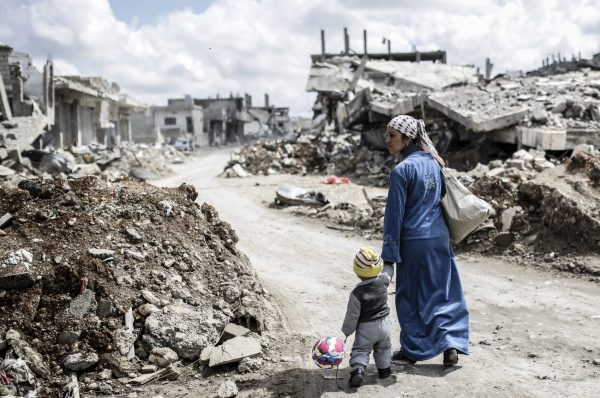 100 Years Of History Charts Path To Syria's Bloody Civil ...