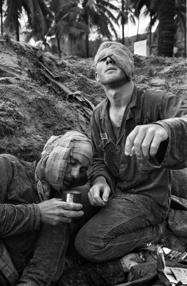 The Powerful Vietnam War Photos That Made History | Here & Now