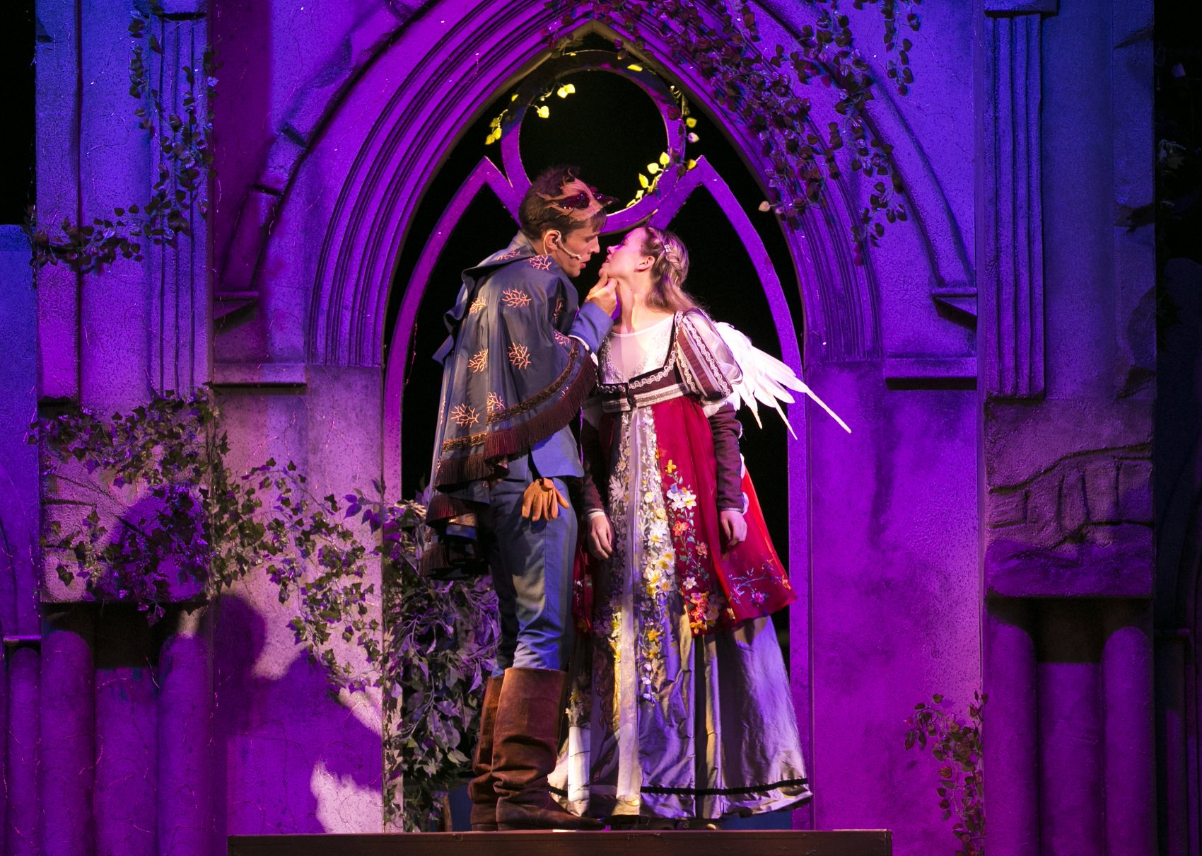 Romeo And Juliet Are Star Crossed And Starlit At