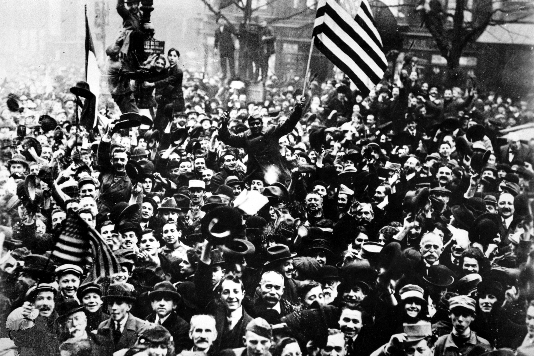 Looking Back On The 100th Anniversary Of The Wwi Armistice