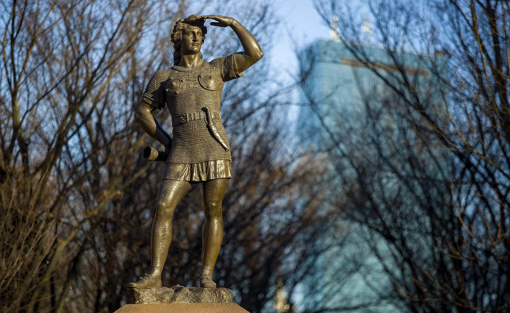 Vikings Baking Powder And Poets Boston S Long And