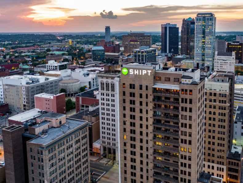 The Shipt headquarters in Birmingham, Ala. (Courtesy of Shipt)