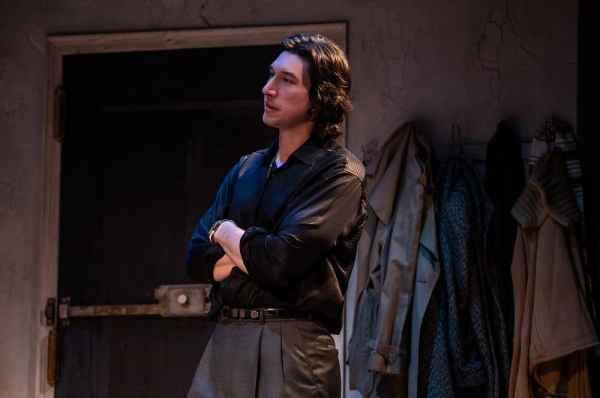 Adam Driver Brings A Hurricane To Broadway's 'Burn This ...