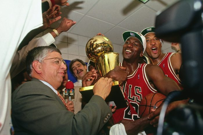 The Last Dance' Remembers The Chicago Bulls' 1997-1998 ...
