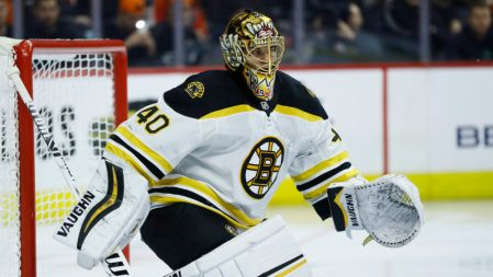 Bruins' Goalie Tuukka Rask Opts Out Of Stanley Cup Playoffs | WBUR News