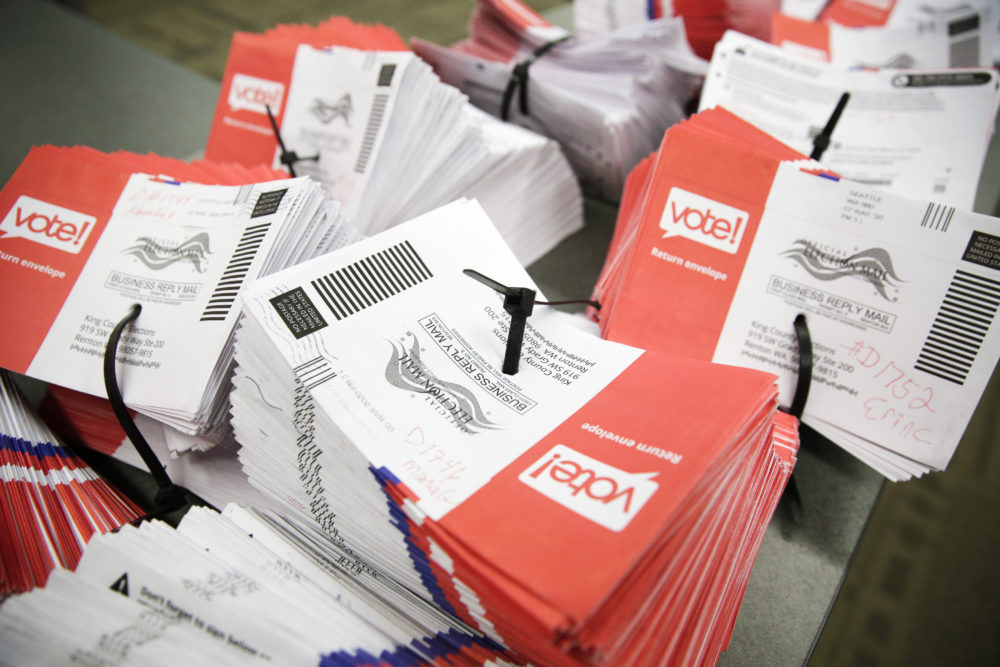 Why Mail-In Voting Works And How To Solve Real Concerns | Here & Now