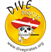 Dive Pirates logo