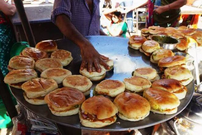 Image result for local food of delhi