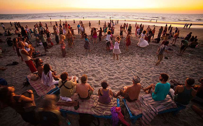 Image result for Goa happy new year 2018