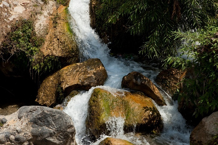 The Bhatta Falls is among the offbeat places to visit in Mussoorie