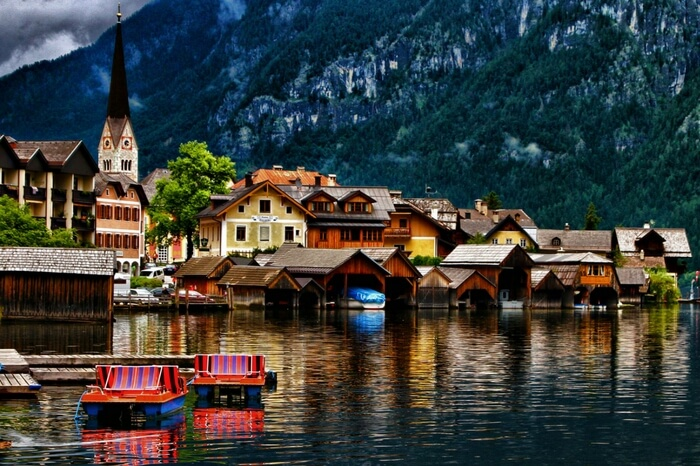 Breathtaking Pictures Of Austrias Most Beautiful Spots