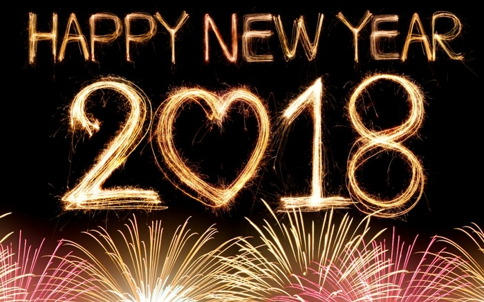 New Year 2018  10 Best Places To Ring It In   Celebrate Fireworks at a new year celebration