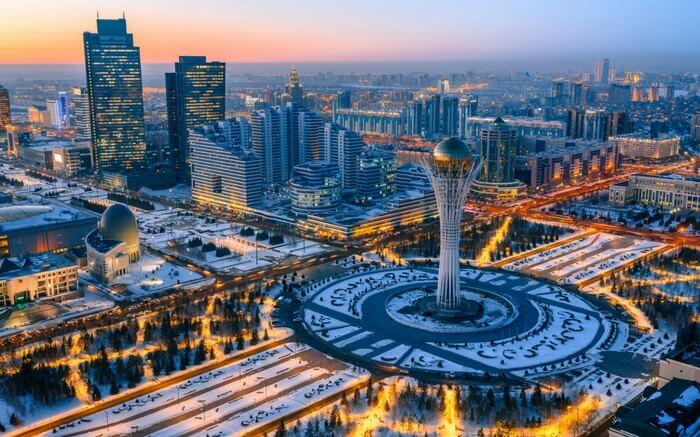 Top 7 Kazakhstan Tourist Places Encompassing The Best Of