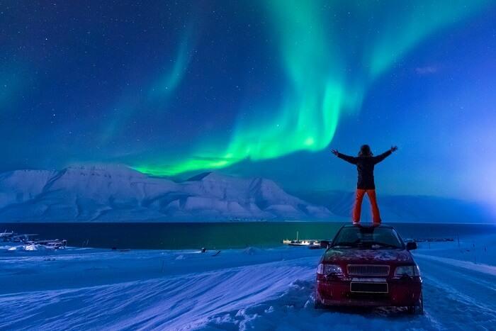 northern lights jeep