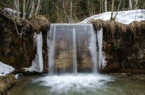 Geroldsauer Waterfall