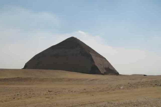 pyramid shape