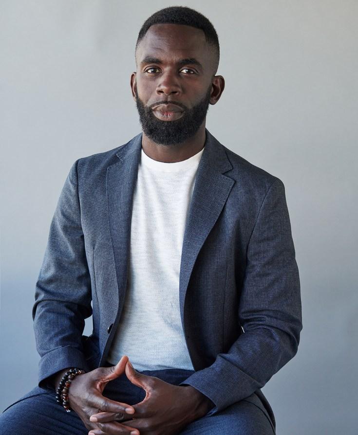 Jimmy Akingbola | Hamilton Hodell