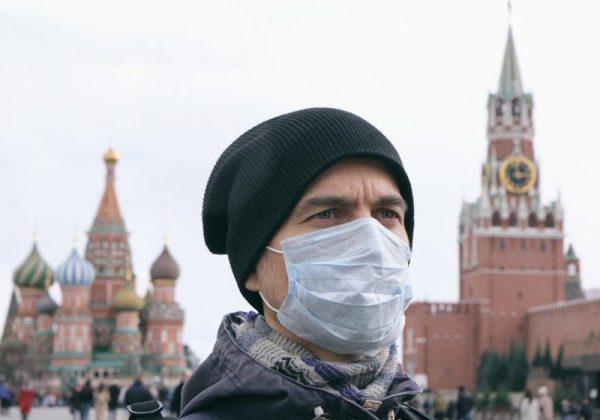 Cidadão na Rússia - Foto: GETTY