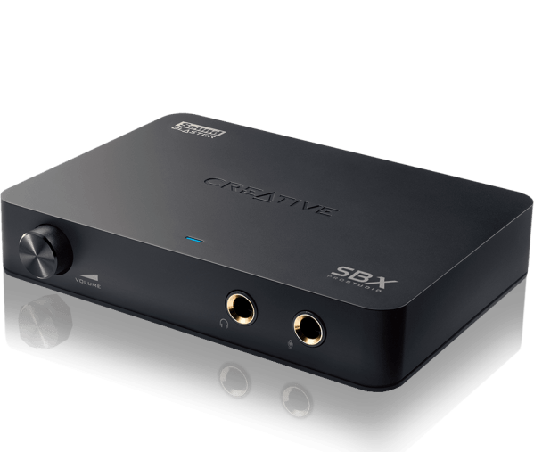 CREATIVE SOUND BLASTER X FI DRIVERS FOR WINDOWS