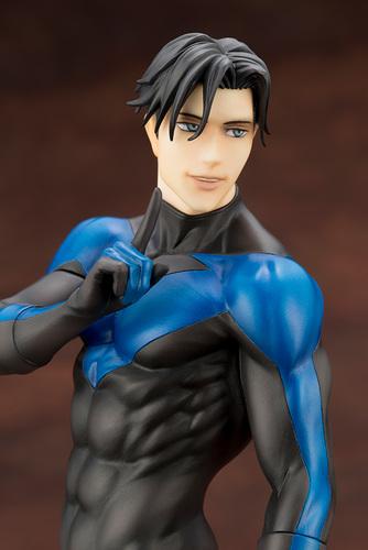 DC Comics Nightwing Ikemen Statue 1st Edition