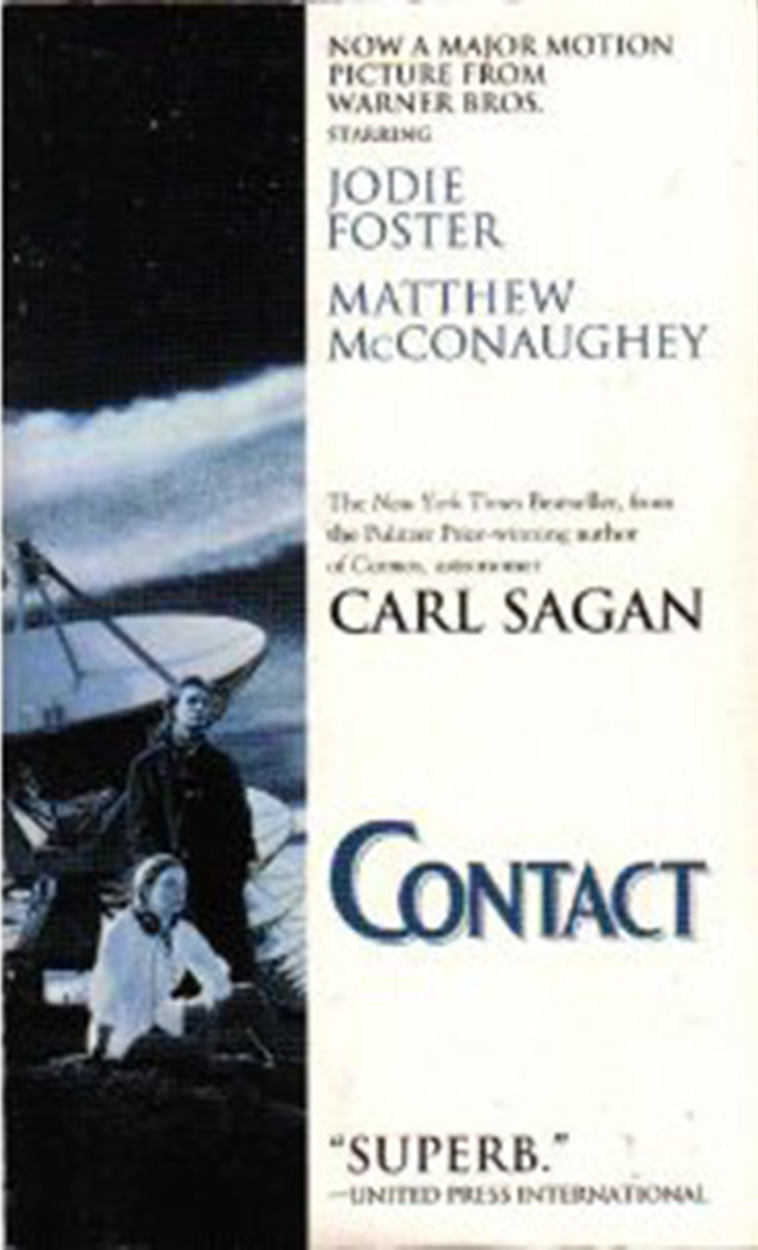 Image result for contact carl sagan
