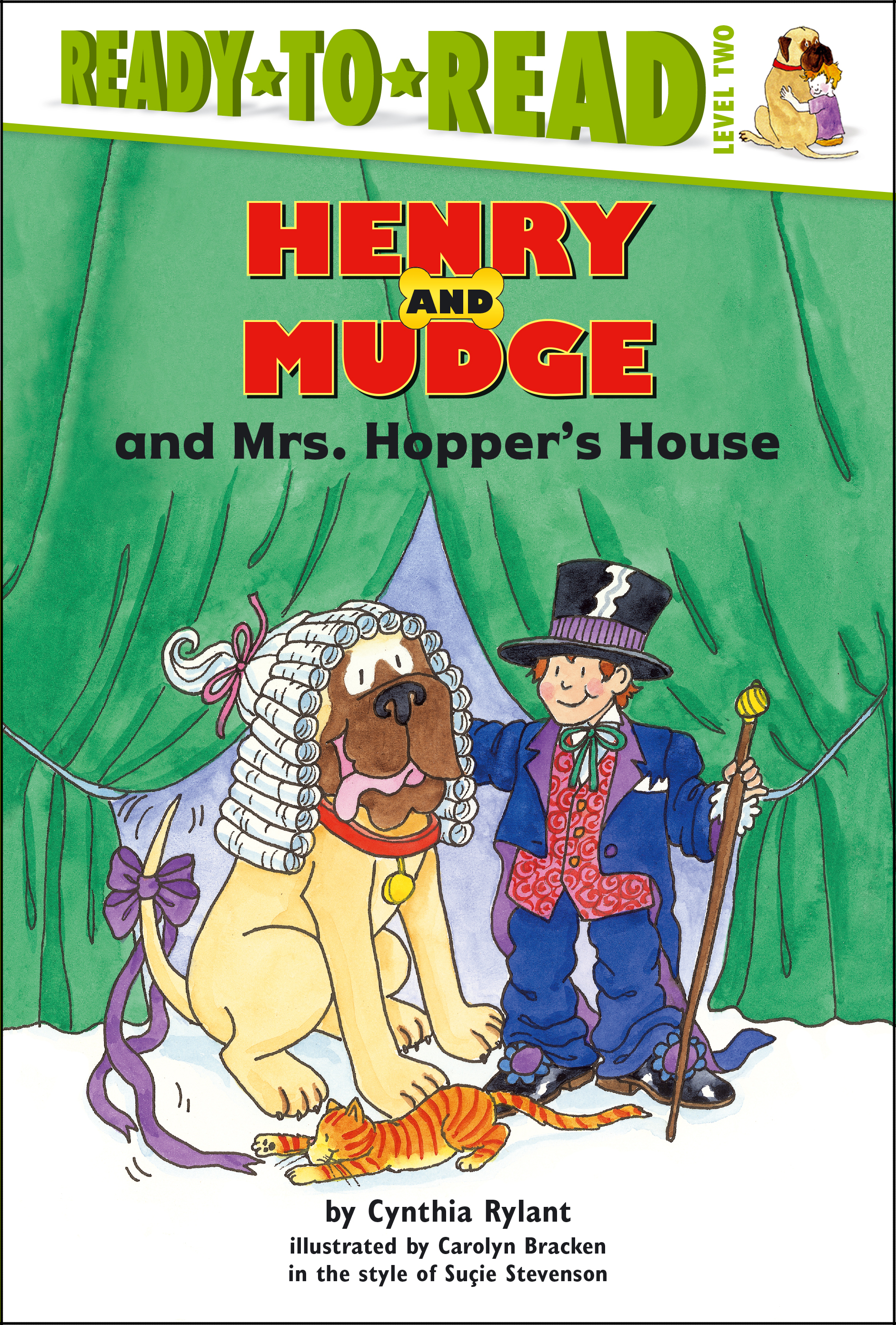 Henry And Mudge And Mrs Hopper S House