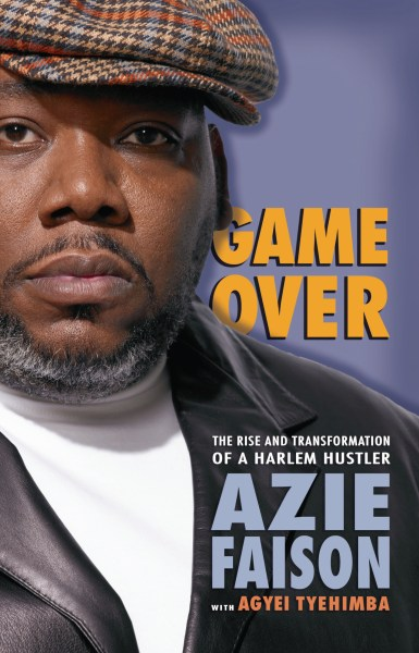 Game Over   Book by Azie Faison  Agyei Tyehimba   Official Publisher     Book Cover Image  jpg   Game Over