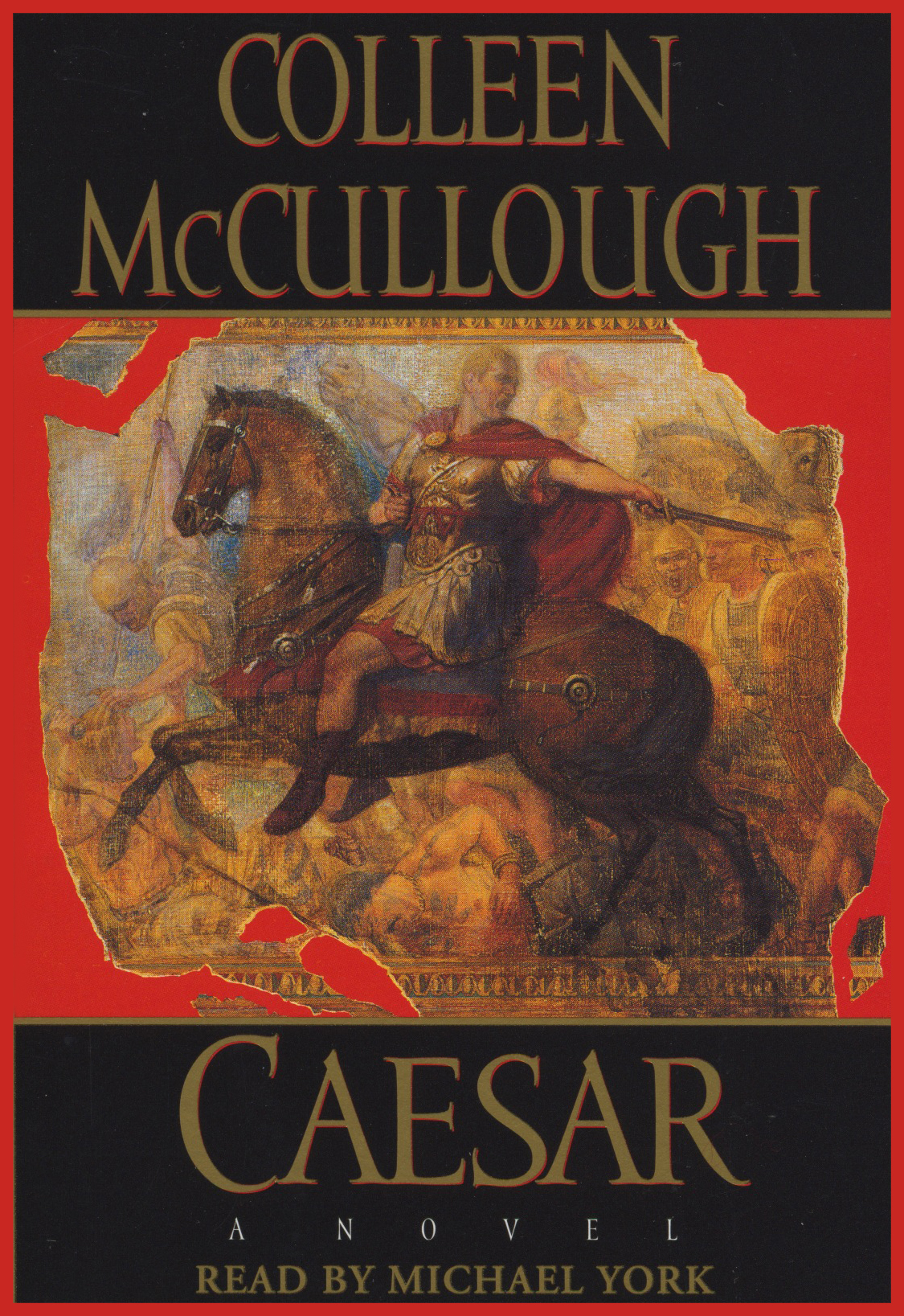 Caesar Audiobook By Colleen Mccullough Michael York