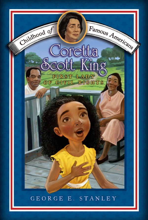 Coretta Scott King | Book by George E. Stanley, Meryl ...
