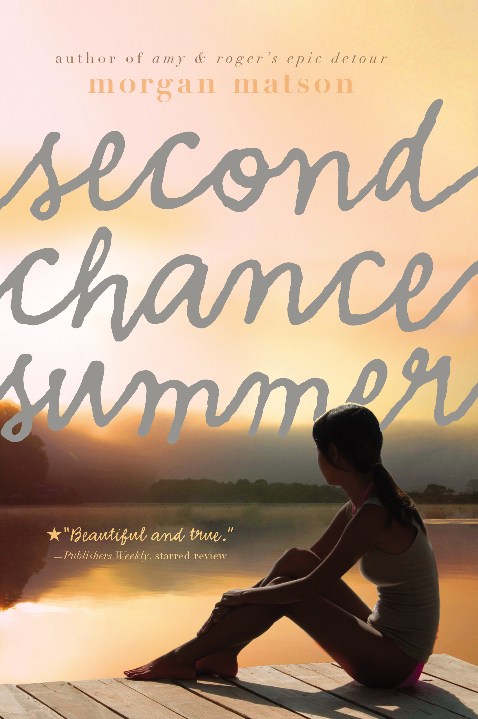 Image result for second chance summer covers